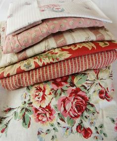 French Vintage Fabric