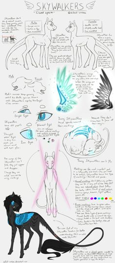 Skywalker Species Guide 2.0 by silent-umbra on DeviantArt
