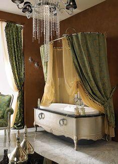 luxury interior bathroom interior bathroom designs  Royal bathroom boudoir : Casting pompous plumbing for luxury interior part 2