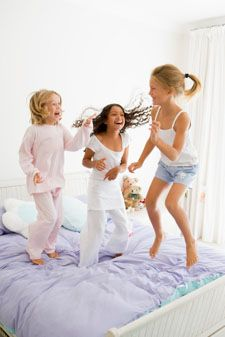 need sleepover party ideas to get you through the night?
