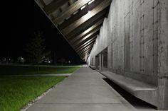 Parrish Art Museum in Water Mill, New York by Herzog & de Meuron
