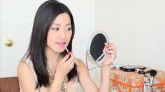 Beginners Everyday Makeup Tutorial (for Asian eyes), via YouTube.