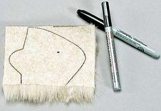 faux fur, furs, sew faux, plush, sewing tips, sew diy, enlarg, click, fur sew