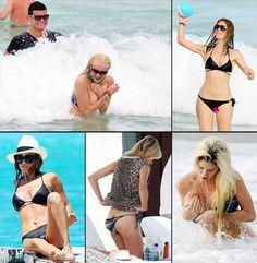 Celebrity Bikini Malfunctions: From Nip Slips to Crotch Shotszzz