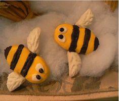 bumbl bee, butter cooki, bumble bees