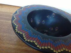 Polymer clay bowl | Flickr - Wendy Jorre de St Jorre