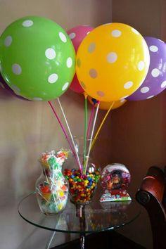 Balloon Sticks On Pinterest Balloon Balloon Topiary And