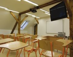 Marker and Chalkboard laminates for office and seminar rooms.