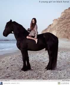Horseback riding on the Beaches