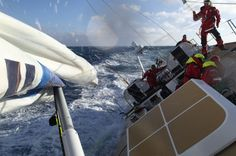 Race 7 Day 4: Tactics kick in as Ocean Sprint gets underway yacht race, race day