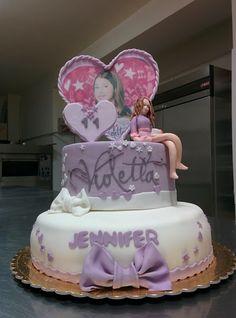 Cake Design Di Violetta : Torte in pasta di zucchero per bambini on Pinterest