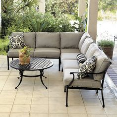 Amalfi Collection by Ballard Designs I  ballarddesigns.com