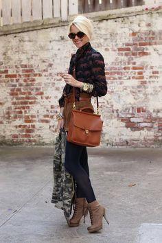 bag and jacket