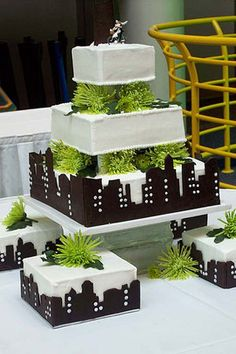 Flow Event Group- www.floweventgroup.com #wedding #bridal #cake
