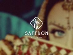 Saffron Culture logo design - 2nd concept by Srdjan Kirtic