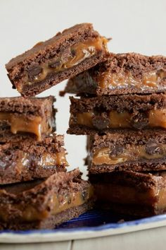 Pioneer Woman - knock you naked brownies!