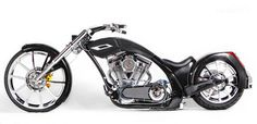 American Chopper Cadillac Bike, Paul Junior Edition..  Badass