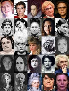 femal serial, murder history, female serial killers