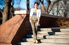 This is my old classmate Shannon's blog. I LOVE this outfit! (Dirty Hair Halo)