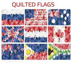 quilt flag, diamond patchwork, olymp quilt, diamonds, patchwork map, diamond quilt, decorations, sochi olymp, quiltflagsjpg 900810
