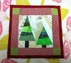 Quiltville's Quips & Snips!!: Mug-Rug in a hurry! ((Free from me!!))