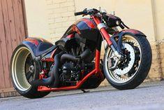 Harley Davidson Fat Attack ...