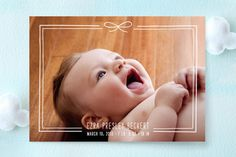 Little Bow by Amber Barkley at minted.com