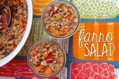 Farro Salad // shutterbean
