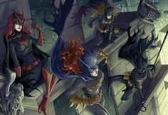 The Bat Women by Drake Tsui