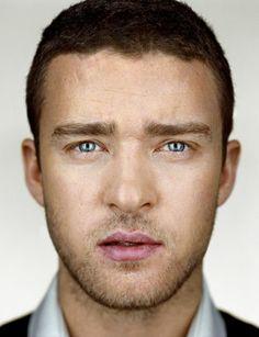Justin Timberlake por Martin Schoeller