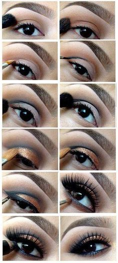 Dramatic Cat Eye Makeup tutorial | Three Steps for Cat-Eye Makeup | Style News Fashion Trends