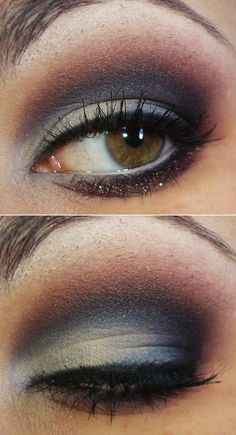 Gorgeous Grey-to-Brown.