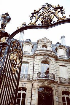 Art Museum & Library, Paris, by Emily Faulstich.