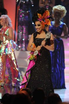 Bianca Del Rio totally deserved this moment. Each season of Drag Race gets better and better.
