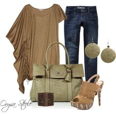 Summer Tan, created by orysa on Polyvore