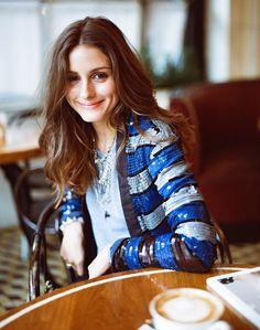 #blue sequins  Blazer blouse #2dayslook #Blazer blouse style #blazerfashionblouse  www.2dayslook.com