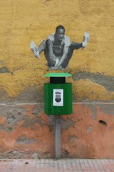 street artists, bobs, urbanart, urban art, wall murals, leap of faith, baskets, art 19, streetart