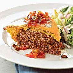 Enchilada Meat Loaf