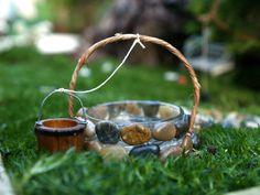 baby food jars, fairi hous, craft, fairies, fairi garden, fairi well, miniature gardens, mason jar, baby foods