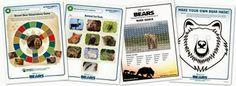 2 Teaching Mommies: Free Disneynature's BEARS Printables