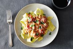 Chickpea Bolognese, a recipe on Food52