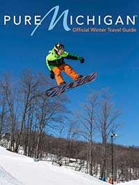 Pure Michigan Winter 2013 Travel Guide
