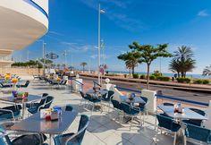 Hotel RH Riviera - Terraza