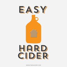 Can You Make Hard Cider in Your Kitchen?