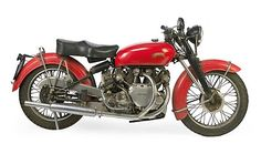 Scouts have unearthed an original-paint, very rare 1952 'Touring' Vincent Rapide. Discovered in a garage in Fresno, CA, the Vincent has only 8500 miles on the clock, and is virtually untouched.