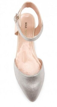 like a glass slipper