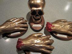 Halloween - trophies/awards