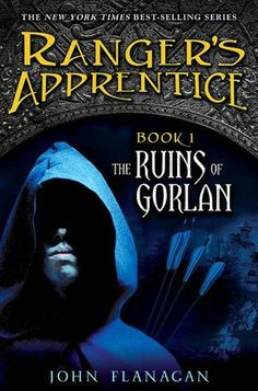 The Ruins of Gorlan (Ranger's Apprentice Series #1)     Are we going to pin books we're reading with school this year?