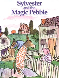Get lesson plans and resources to use with Sylvester and the Magic Pebble. Teach your students how to retell, visualize, make predictions, identify the author's message, determine importance, and synthesize. View the lesson plans and resources now! http://readingcomprehensionlessons.com/lesson-plans/sylvester-and-the-magic-pebble/ Become a Member for just $5.50 per month.