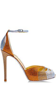 #Stunning Women Shoes #Shoes Addict #Beautiful High Heels #Wonderful Shoes #Shoe Porn    Renè Caovilla #dental #poker